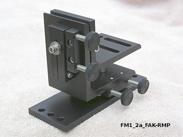 FM3_2a Mount for Cognex In-Sight 5000 series Cameras