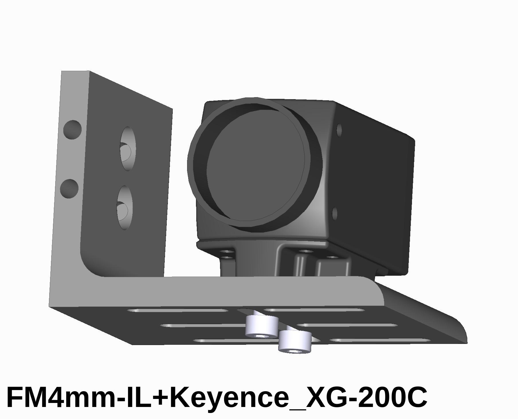 graphics FM4mm IL Keyence XG 200C labeled jpg